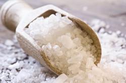Лечение тонзиллита морской солью
