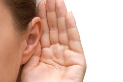 Нарушение слуха при ангине