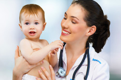 Консультация детского врача