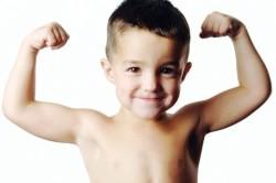 Формирование иммунной системы ребенка