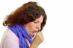 Проблема кашля при ангине