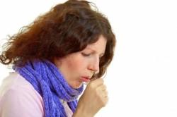Кашель и боль в горле при ангине