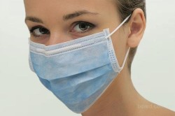 Защитная маска для предотвращения распространения инфекции