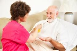 Постельный режим при крови из горла