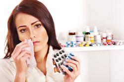 Прием антибиотиков при лечении некротической ангины