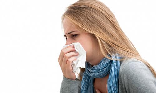 Проблема крови из горла при ангине