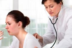 Сухой кашель при хроническом тонзиллите
