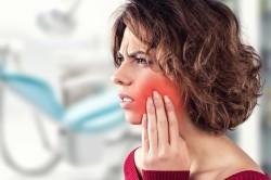 Кариес - причина развития хронической ангины