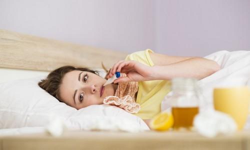 Проблема лечения ангины