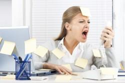 Стресс - причина обострения ангины