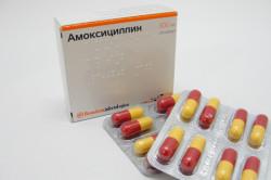 Амоксициллин при постстрептококковом гломерулонефрите